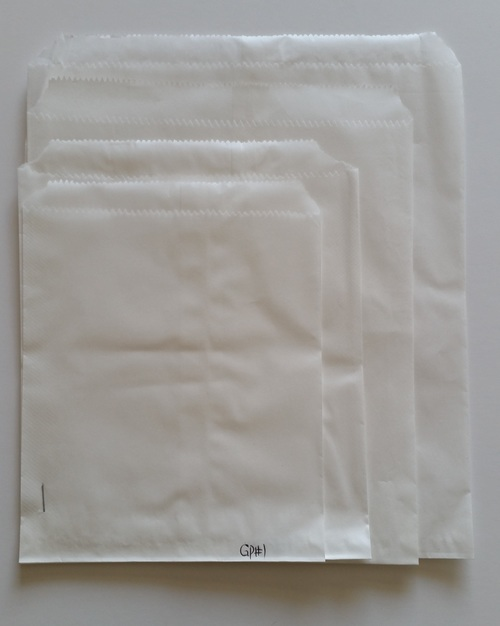 Greaseproof Paper Bag #1 140x180mm - Fortune