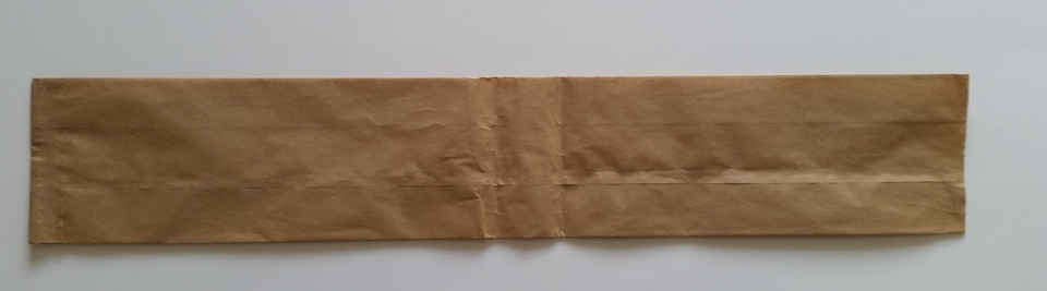 French Stick Paper Bag - Fortune