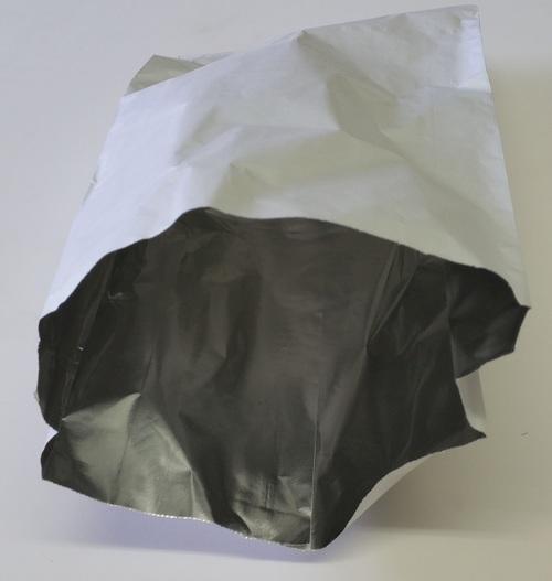 Foil Paper Bag XL - Fortune