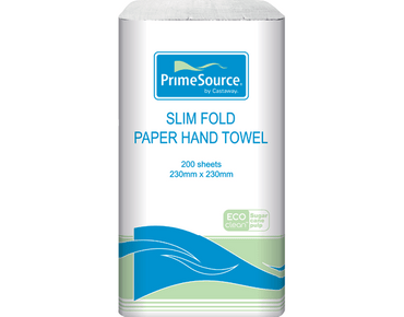 Slimfold Paper Towels Sugarcane - Castaway/Primesource