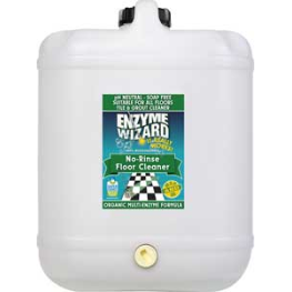 No Rinse Floor Cleaner Concentrate 20Litres - Enzyme Wizard