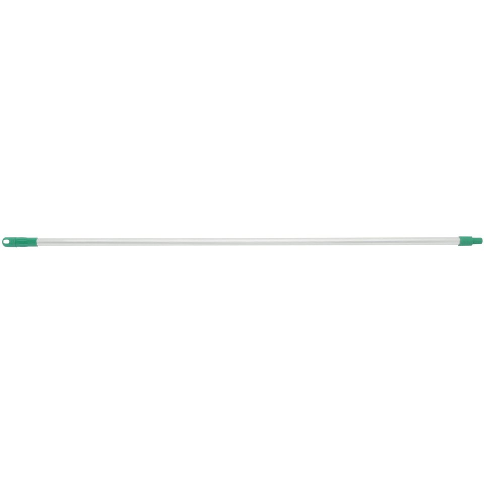 Mop Handle with Nylon Tip (green) 1.5m X 25mm - Edco