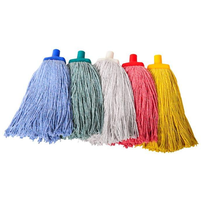 Filta Janitors Mop Head (green) - 400g/30cm