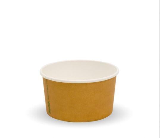 90ml Ice-Cream Biocup 3oz - BioPak