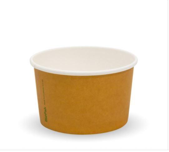 240ml icecream biocup 8oz - BioPak