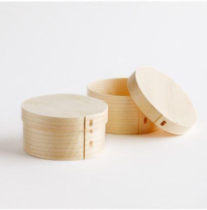 Wooden Box & Lid Large - Epicure