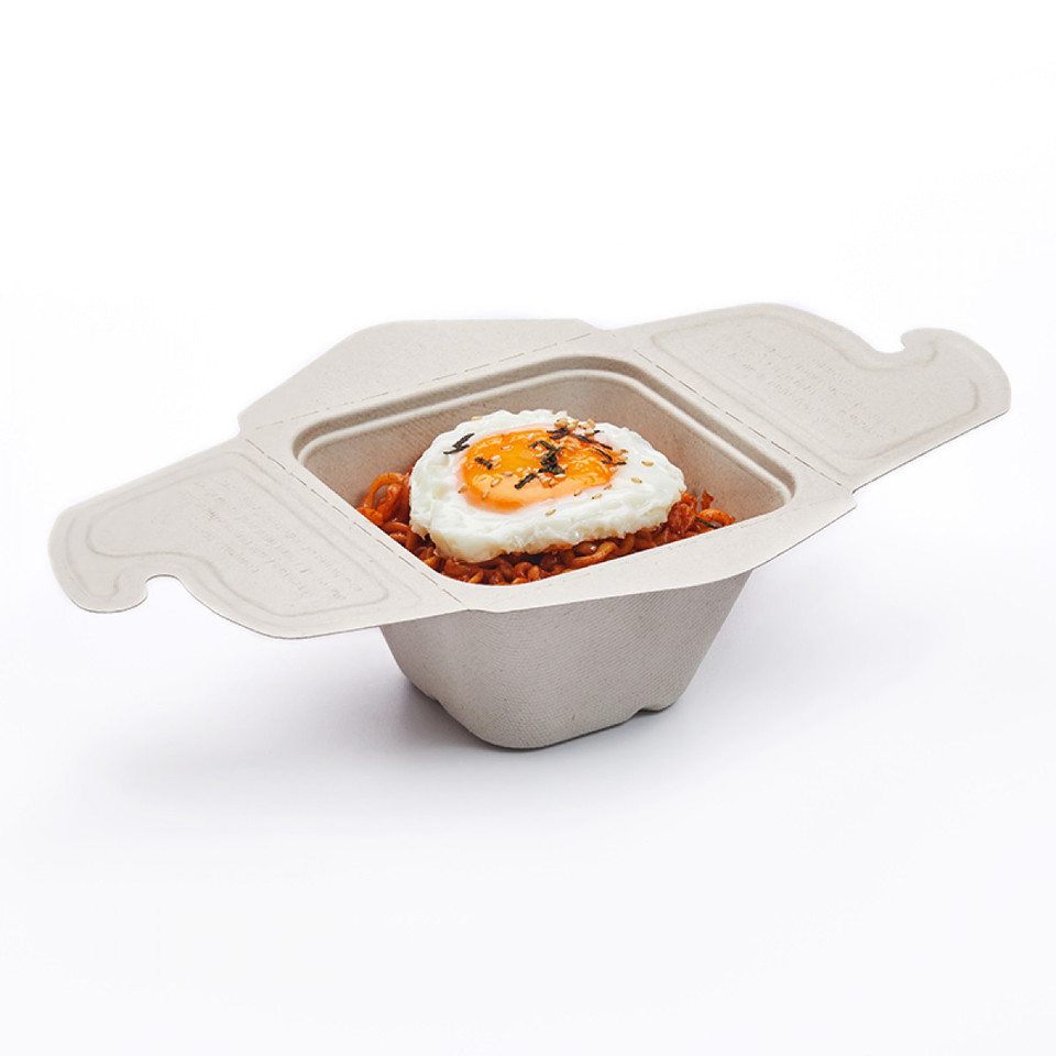 Square Small Fold & Click Bowl - Epicure
