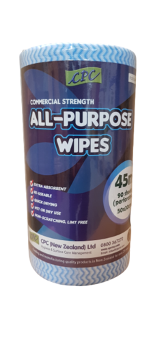 All Purpose Wipes (Blue) - CPC NZ