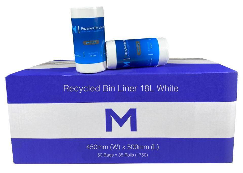 Bin Liner Peach scent 18L - Matthews