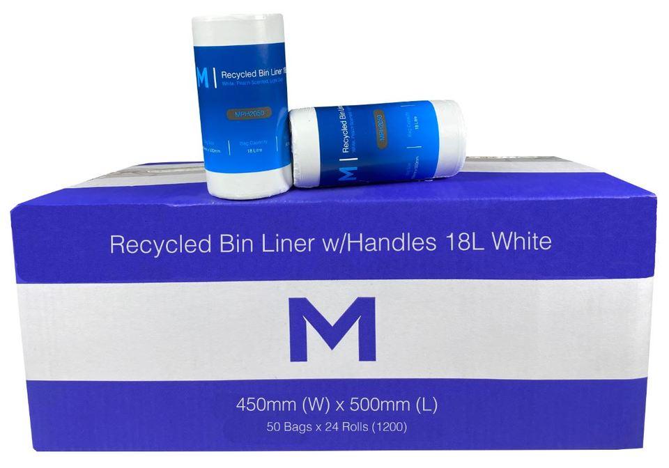 Bin liner with handles 18L - Matthews