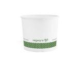 Container 10oz (320ml brim) PLA lined 9cm - Vegware