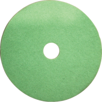 Cyclone Ceramic Stone Floor Pads GREEN 425mm - Filta