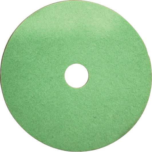 Cyclone Ceramic Stone Floor Pads GREEN 500mm - Filta