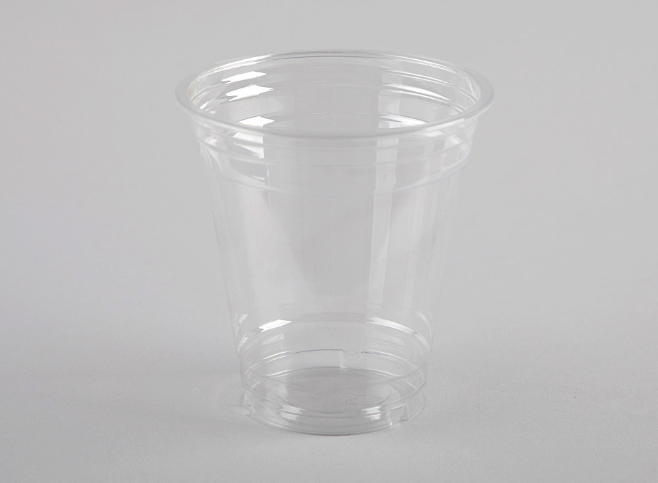 Clear Enviroware PLA 12oz Cold Cup - Coastal