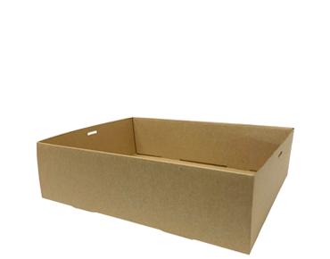 Carton Paperboard Medium Platter Tray - Castaway