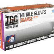 Nitrile Orange Premium  PowderFree - TGC
