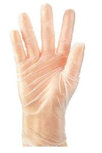 Vinyl Gloves PowderFree MEDIUM - Matthews