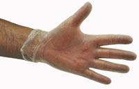 Vinyl gloves - Powdered X-LARGE - Selfgard