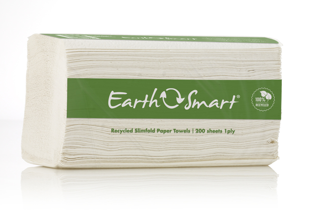 Slimfold Paper Towels Earthsmart Insinc Products