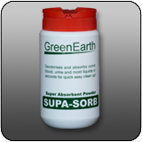 SupaSorb Absorbent Powder - Green Earth