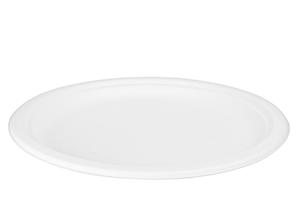 Plate Bagasse 26cm - Vegware - Pack or Carton