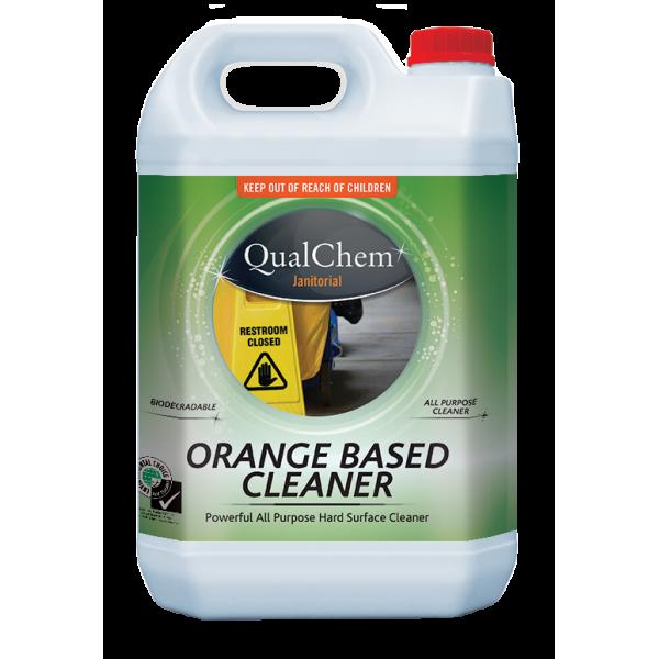 Orange Based Cleaner - 5Litres - QualChem
