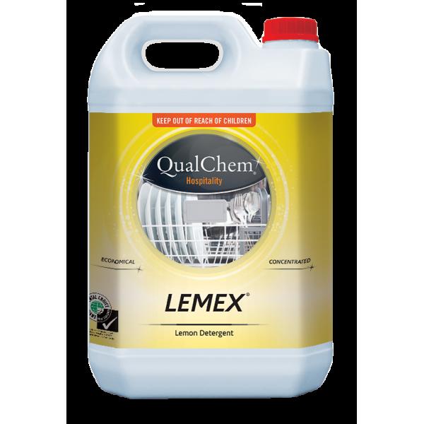 Dishwashing Detergent 5Ltrs - QualChem