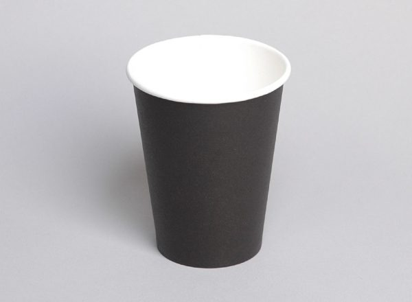 Hot Cup - 12oz Single Wall - Coastal