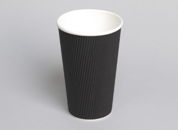 Hot Cup - 16oz Ripple - Coastal