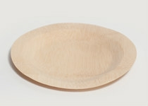 Bamboo Plate 28cm - Pack or Carton