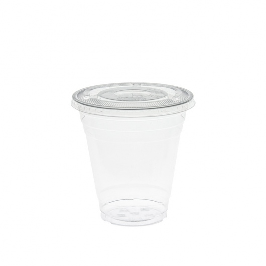 12oz PET Clear Cold-Serve Cup