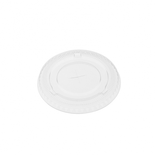 Flat Lid for Smoothie Cup 8oz - Kiwi-Cup