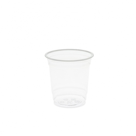 8oz PET Clear Cold-Serve Cup - Emperor