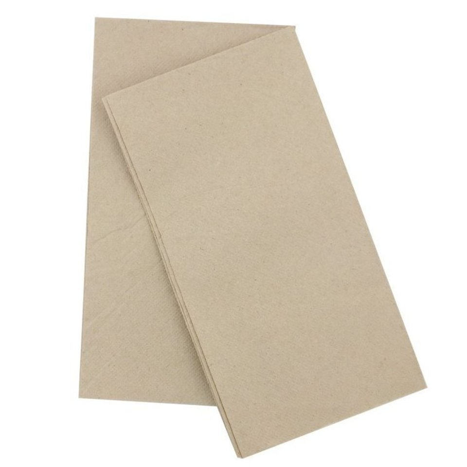 recycled paper serviettes