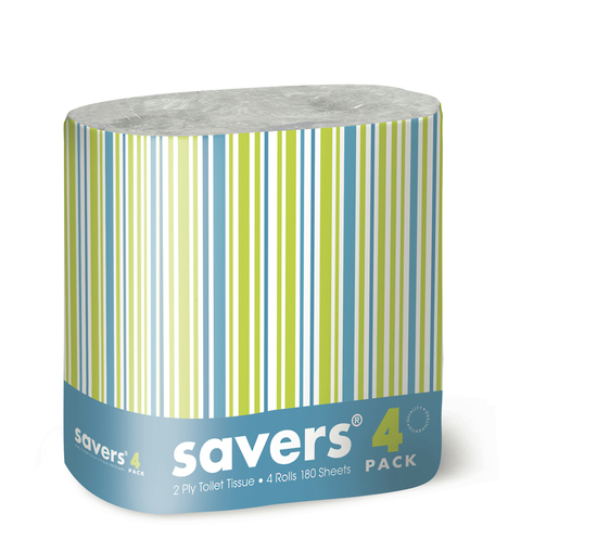 180 sheet toilet paper for fundraising