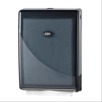 Dispenser Slimfold Paper Towels Black Coastal Sup31152
